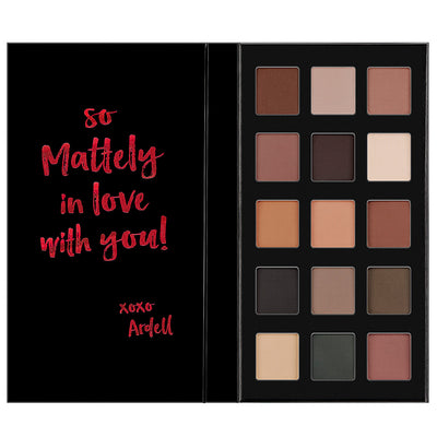 Ardell Beauty - Pro Eyeshadow Palette Matte (15g)
