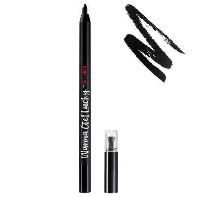 Ardell Beauty - Wanna Get Lucky Gel Eyeliner Ink (0.55g) With Swatch