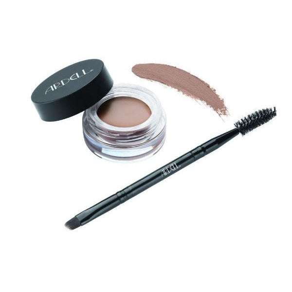 Ardell Brow Pomade - Medium Brown Swatch