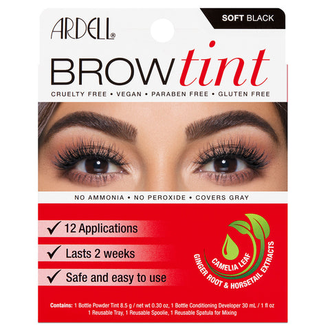 Ardell Brow Tint - Soft Black