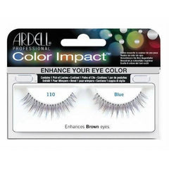 Ardell Color Impact Lashes - Ardell Color Impact Lashes 110 Blue