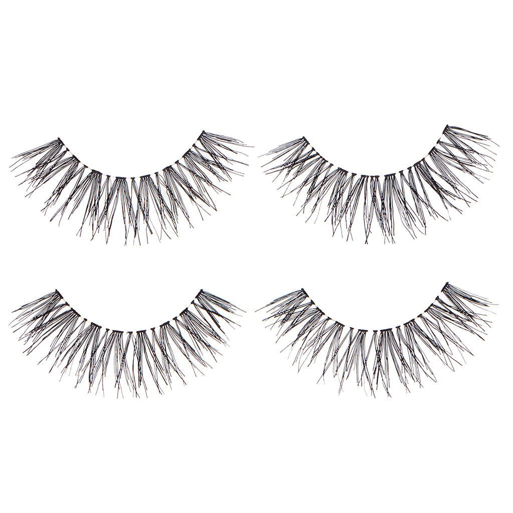 712952cde88 Ardell Deluxe Pack Lashes Wispies Black   False Eyelashes