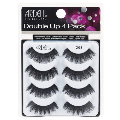 Ardell Double Up 203 Multipack (4 Pairs)