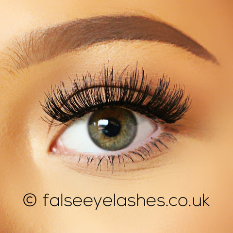 Ardell Double Up Lashes 203 - Front Shot