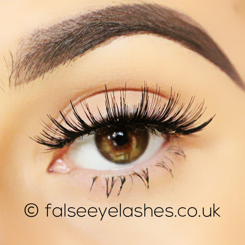 Ardell Double Up Lashes 207 - Front Shot