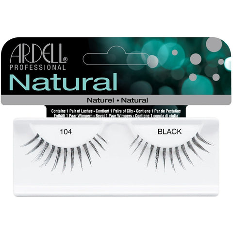 Ardell Fashion Lashes - Ardell Fashion Lashes Black 104