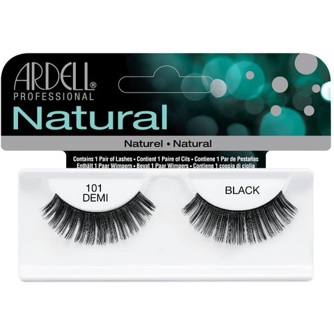 Ardell Fashion Lashes - Ardell Fashion Lashes Demi Black 101