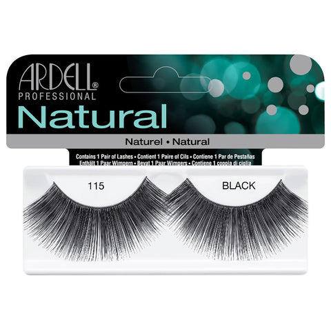 Ardell Fashion Lashes Black 115
