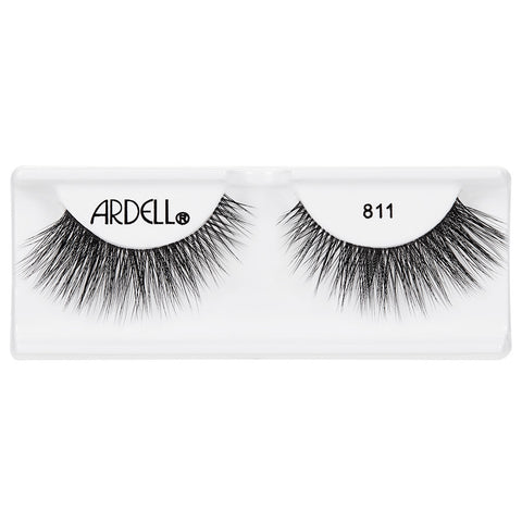 Ardell Faux Mink Lashes Black 811 (Tray Shot)