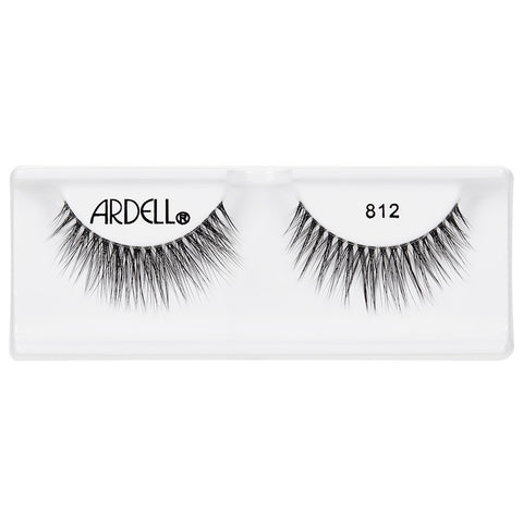 Ardell Faux Mink Lashes Black 812 (Tray Shot)