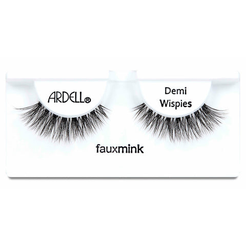 Ardell Faux Mink Lashes Black Demi Wispies (Tray Shot)