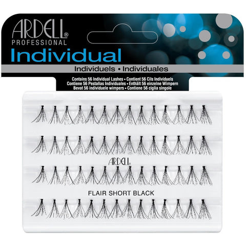 Ardell Individual Lashes - Ardell Duralash Flare Individual Lashes Short