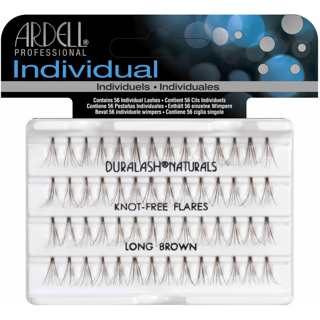 Ardell Individual Lashes - Ardell Duralash Naturals Individual Lashes Long Brown
