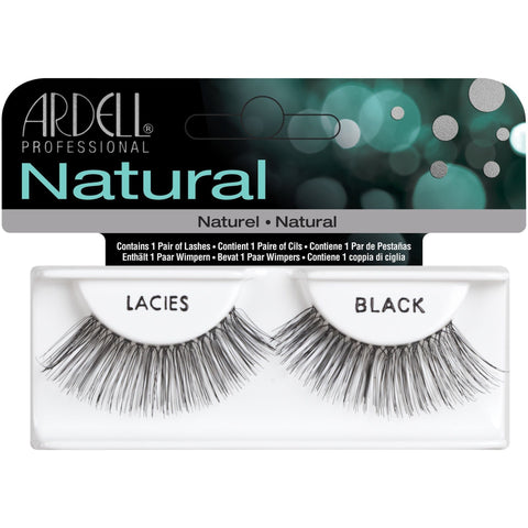 Ardell Invisiband Lashes - Ardell Invisiband Lashes Black - Lacies