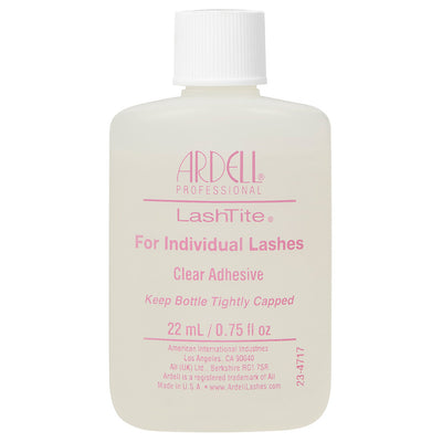 Ardell Lash Tite Clear Individual Lash Adhesive (22ml)