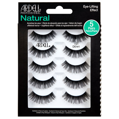 Ardell 101 Demi Lashes Multipack (5 Pairs)