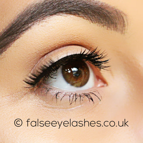 Ardell Edgy Lashes 404 - Side Shot
