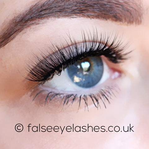 Ardell Faux Mink Lashes Black 811 (Model Shot 2)