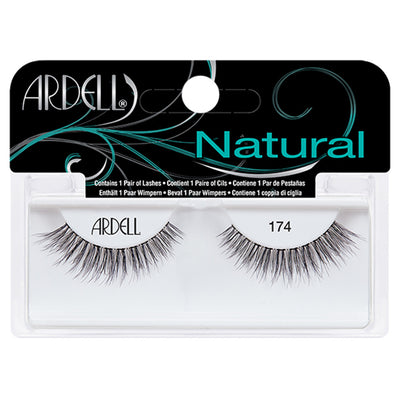 Ardell Lashes Black 174