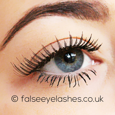 Ardell Runway Lashes - Claudia - Side Shot