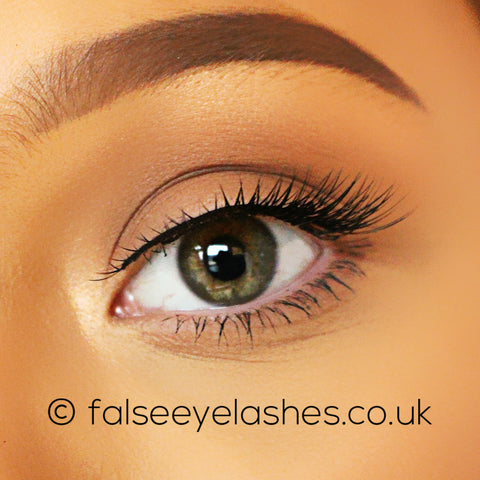 Ardell Edgy Lashes 403 - Front Shot