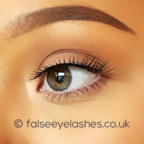 Ardell Edgy Lashes 403 - Side Shot