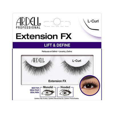 Ardell Lashes Extension FX - L Curl