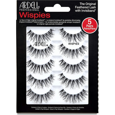 Ardell Lashes Wispies Multipack (5 Pairs)