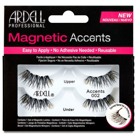 f16fd50a752 Ardell Magnetic Lashes Accents 002 | False Eyelashes