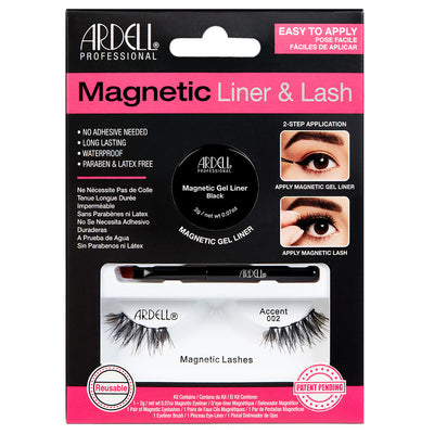 Ardell Magnetic Liner and Lash Kit - Accent 002