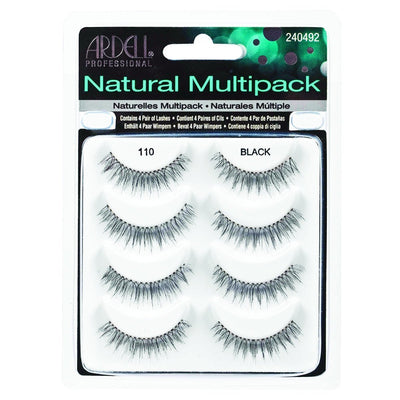 Ardell Multipacks - Ardell Naturals 110 Multipack (4 Pairs)