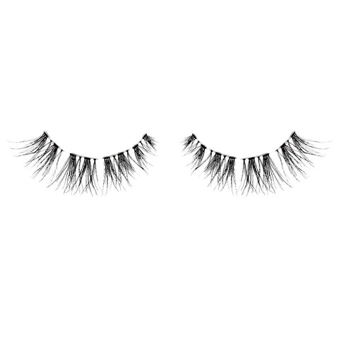 Ardell Pre-Cut Demi Wispies Lashes Black (with DUO Glue) - Lash Scan