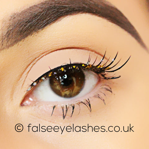 Ardell Runway Lashes - Shimmer - Front Shot
