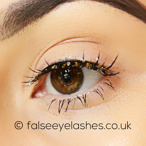 Ardell Runway Lashes - Shimmer - Side Shot