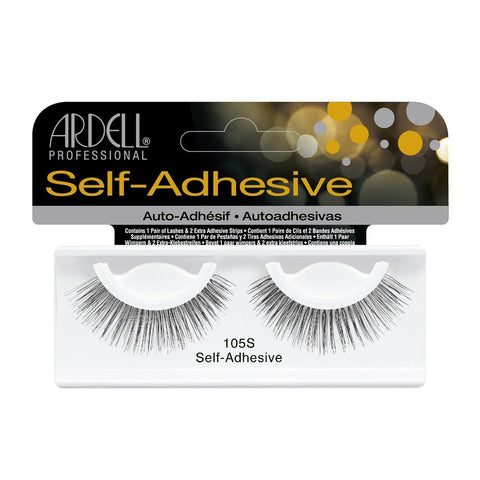 Ardell Self-Adhesive Lashes - Ardell Self-Adhesive Lashes 105S