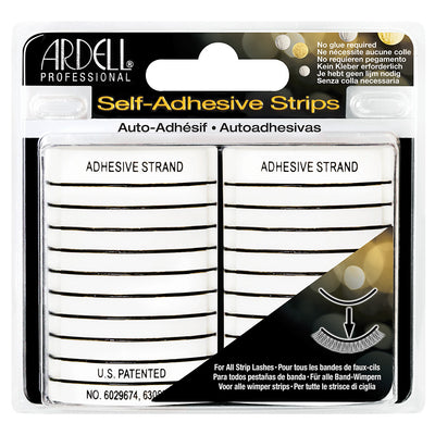 Ardell Self-Adhesive Strips (Contains 10 Pairs)
