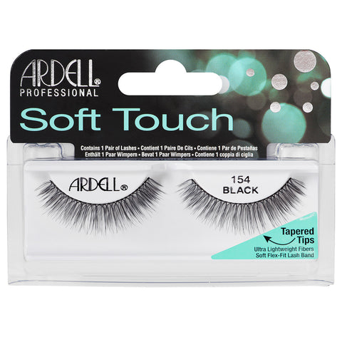 Ardell Soft Touch Lashes 154 Black