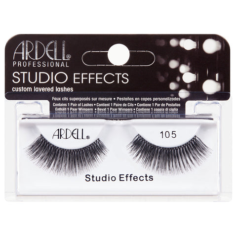 Ardell Studio Effects Lashes Black 105