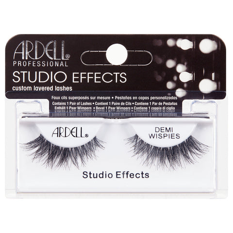 Ardell Studio Effects Lashes Black - Demi Wispies