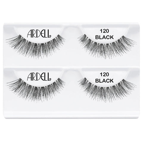 Ardell Twin Pack Lashes - 120 (Tray Shot)