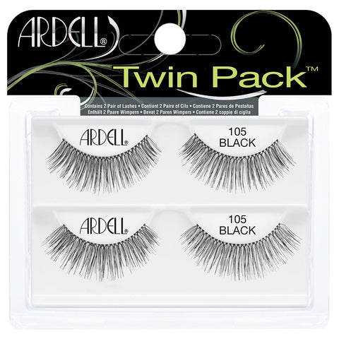 12917f0f1e7 Ardell Twin Pack Lashes - 105 | False Eyelashes