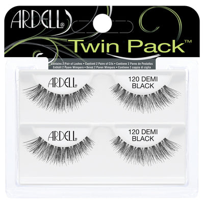 3e9811f441f Ardell Twin Pack Lashes - 120 | False Eyelashes