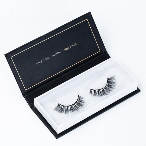 Blinking Beaute Mink Lashes - No. 1 (Angled Packaging)