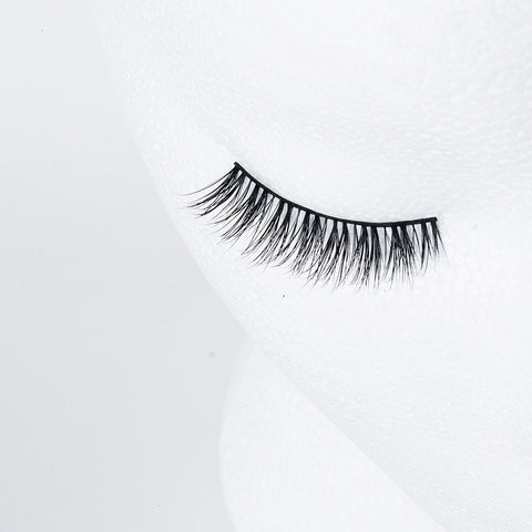 Blinking Beaute Mink Lashes - No. 1 (Lash Shot 1)