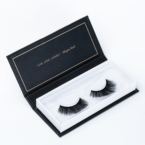 Blinking Beaute Mink Lashes - No. 2 (Angled Packaging)