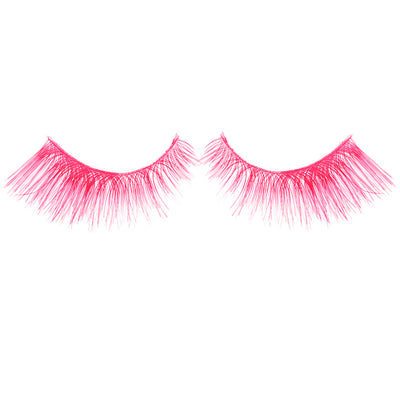 Bliss Eyelashes #331 (Pink Neon)