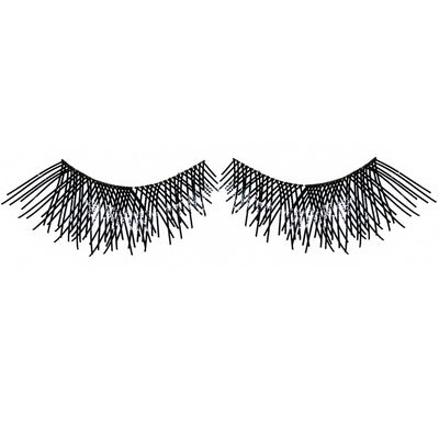 Bliss Eyelashes #333 (Black Tinsel)
