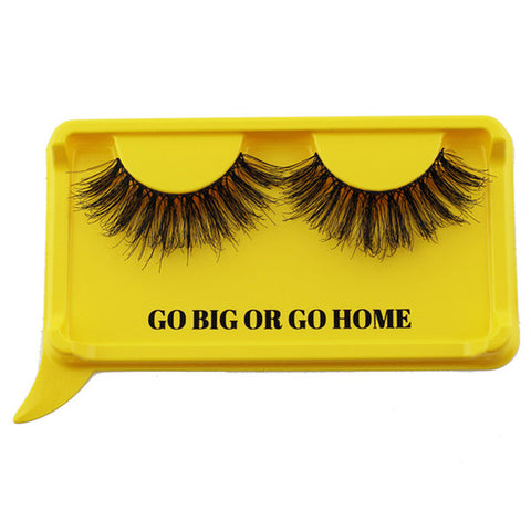 Boldface Lashes - Go Big Or Go Home