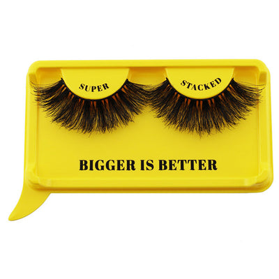 Boldface Lashes Super Stacked - Bigger Is Better