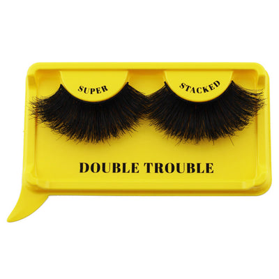 Boldface Lashes Super Stacked - Double Trouble